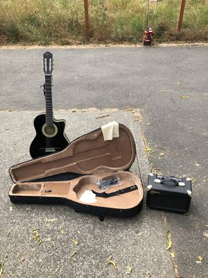 guitar and amp for Sale in Edgewood, WA