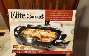 New Elite Electric Skillet for Sale in Walkerton, IN