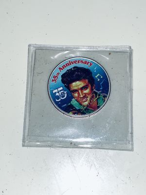 Elvis 35th anniversary coin for Sale in Monroe, NC