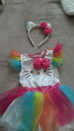 12 to 24 months hello kitty costume for Sale in Bakersfield, CA
