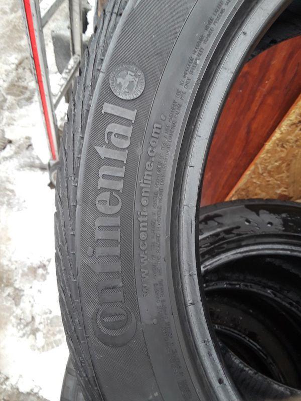 245/45-18 #1 tire