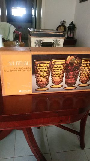 Indiana glass collection for Sale in Edinburg, TX