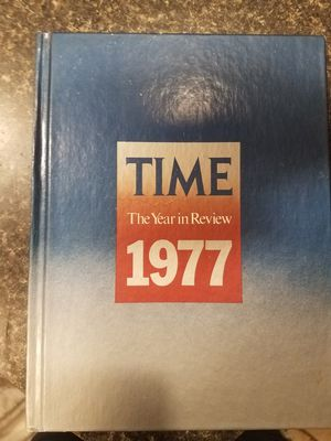 Time the Year in Review 1977 for Sale in Providence, RI