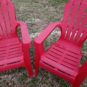 Adirondack Chairs for Sale in Raleigh, NC
