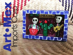 Escenarios Mini Mexicanos 🌵🇲🇽 HECHO EN MÉXICO ... for Sale in Riverside, IL