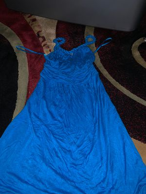 Teal blue summer dress Arden B xs for Sale in Eastampton Township, NJ
