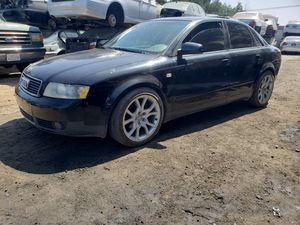 2003 AUDI A4 1.8 TURBO PARTING OUT for Sale in Fontana, CA