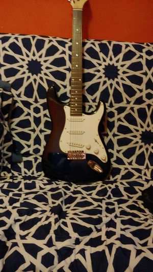 Rock Jam Electric Guitar for Sale in Four Oaks, NC