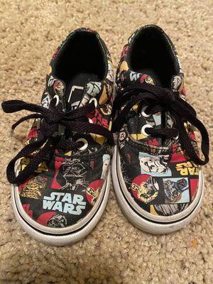 Star Wars Vans 6.5 for Sale in San Antonio, TX