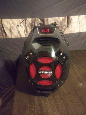 Fisher loud speaker for Sale in Lakeland, FL