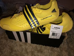 Adidas shoes size 9 1/2 for Sale in Perris, CA