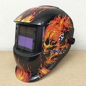 New $30 each Welding Helmet Auto Darkening Solar Grinding Mask Plasma, 3 Designs for Sale in Whittier, CA