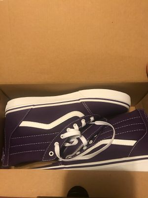 Purple Vans for Sale in Cleveland, OH