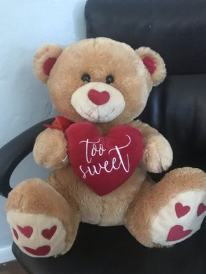 Cute Stuffed Bear for Sale in Phoenix, AZ