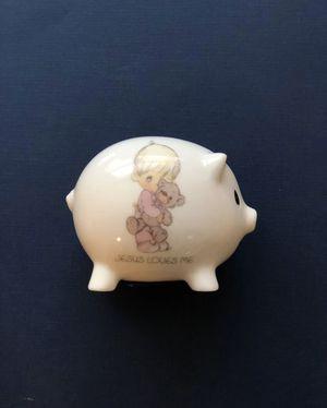 Precious Moments Piggy Bank for Sale in Herndon, VA