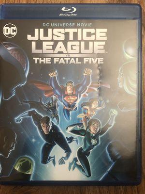 Justice League vs the Fatal Five digital code for Sale in Winston-Salem, NC
