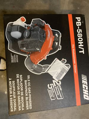 Brand new leaf blower never used still in the boxes for Sale in Gilbert, AZ