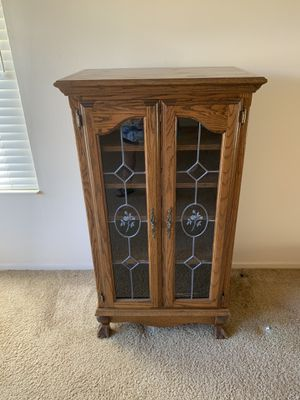 Claw ball art class cabinet for Sale in Carlsbad, CA