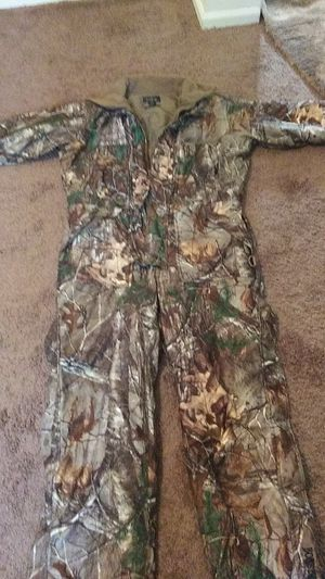 Redhead mountain stalker waterproof,windproof,breathable coveralls. for Sale in Bellevue, IL