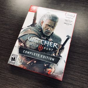 The Witcher 3 Nintendo Switch for Sale in Riverside, CA