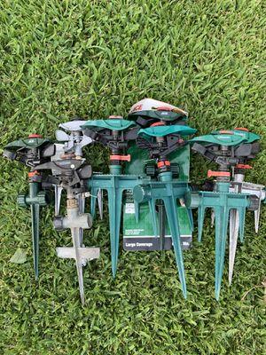Eight sprinklers for Sale in Virginia Beach, VA