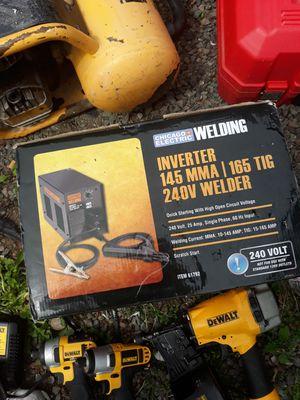 Brand new in box tig welder for Sale in Seattle, WA