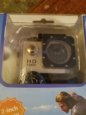 NEW SPORTS CAMERA WATERPROOF LIKE GOPRO for Sale in Fort Mill, SC