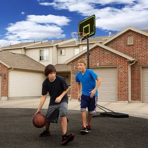 "Lifetime 44"" Impact Portable Adj Height Basketball Hoop for Sale in Houston, TX"