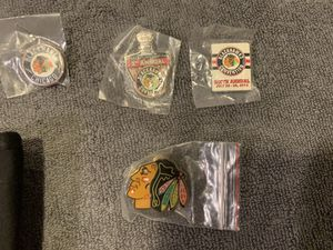 Blackhawks pins for Sale in Arlington Heights, IL