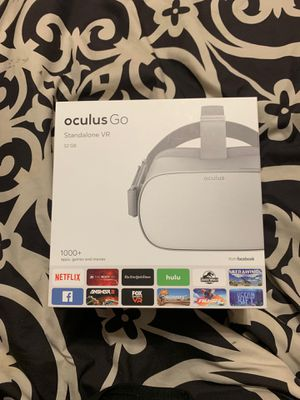 Oculus go for Sale in Round Rock, TX