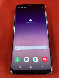 Samsung Galaxy S8 64GB Gray Unlocked for Sale in Des Moines,  WA