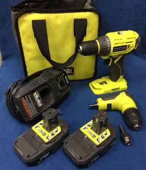 Ryobi P252 Brushless Drill Kit for Sale in La Habra, CA