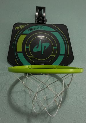 Dude perfect basketball hoop for Sale in Crosby, TX