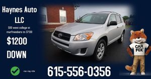 2011 Toyota RAV4 for Sale in Murfreesboro, TN