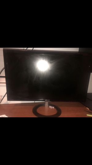 Xbox and Monitor for Sale in Houston, TX