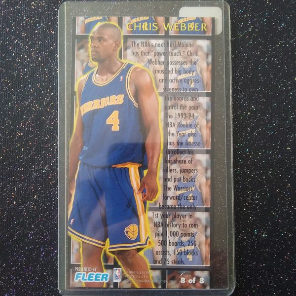 94 NBA Jam Session SYS Chris Webber!