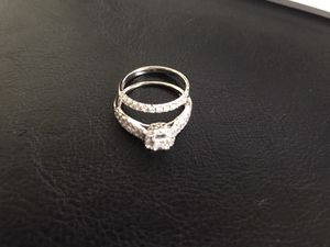 DIAMOND ENGAGEMENT AND WEDDING RINGS for Sale in Middletown, CT