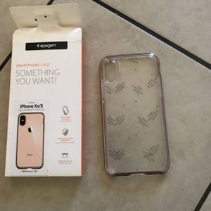 Case for iPhone Xs/X No delivery pick up only for Sale in Santa Ana, CA
