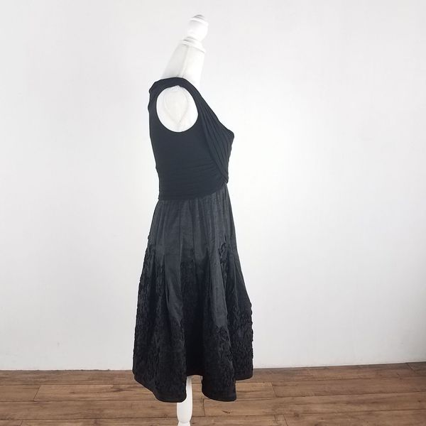 Black Cocktail Dress (1022865)