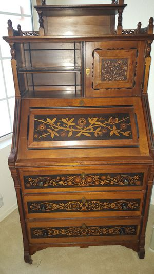 Antique Secretary Desk for Sale in undefined