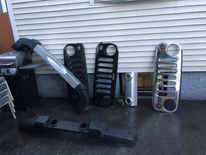 Jeep parts for Sale in Providence, RI