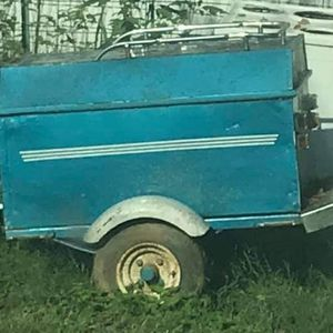 Motercycle Trailer for Sale in Burleson, TX
