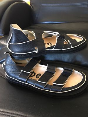 Trippen summer shoes (unisex) for Sale in Willingboro, NJ
