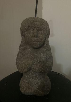 Native stone statue for Sale in Miami Gardens, FL