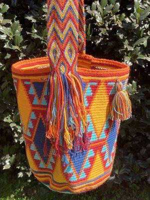 Wayuu crochet bag for Sale in Columbia, MD