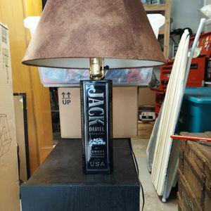Jack Daniels Lamp for Sale in Portland, OR
