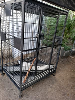 Large Parrot Cage for Sale in Alhambra, CA