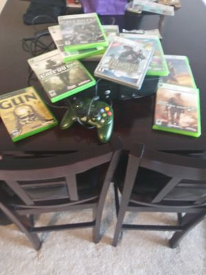Xbox game system/ 360 games lot for Sale in Everett, WA