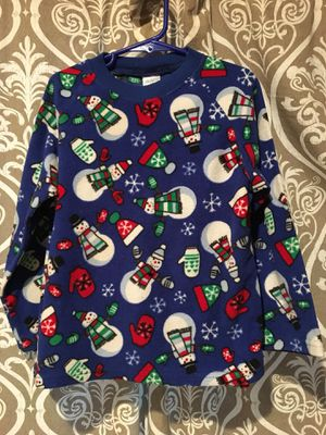 THE CHILDREN'S PLACE Pajamas Size S 5/6 for boys (CLOTHING) for Sale in Fairview, OR