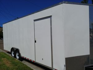 USA cargo enclosed trailer 24x8.5x8 for Sale in San Diego, CA
